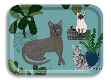 Trays - Cats - Tray - AVENIDA HOME
