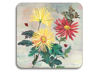Tea / coffee accessories - In the Garden of my Dreams - Coasters  - AVENIDA HOME