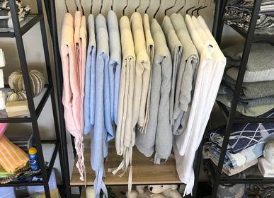 Bed linens - Ferguson's Chambray Bed Linens - Multiple Designs - FERGUSON'S IRISH LINEN