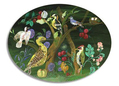 Dessous de plat - Dans le jardin de mes rêves - Tapis de table - AVENIDA HOME