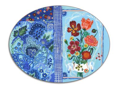 Table mat - In the Garden of my Dreams - Table Mat  - AVENIDA HOME