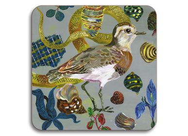 Tea / coffee accessories - Birds in the Dunes - Coasters  - AVENIDA HOME