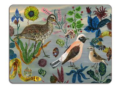 Table mat - Birds in the Dunes - Table Mat  - AVENIDA HOME