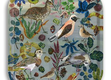 Trays - Birds in the Dunes - Tray - AVENIDA HOME