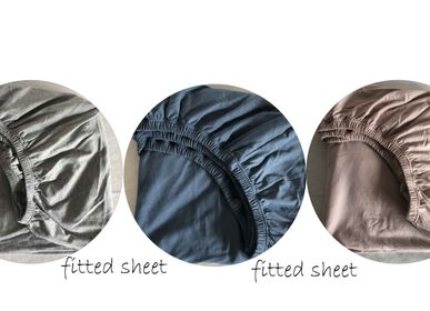 kids linen - Fitted Sheet - BEKUME