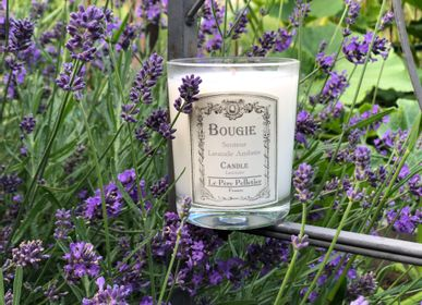 Candles - PERFUMED CANDLE - LE PÈRE PELLETIER