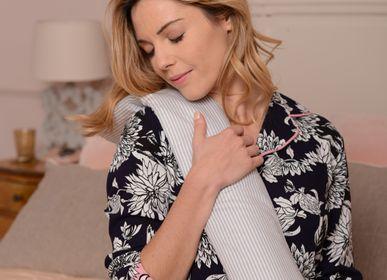 Homeweartextile - Bouillotte et housse en coton Japonais - Gris - YUYU BOTTLE