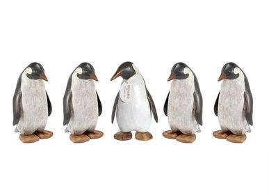 Decorative objects - Emperor Penguins – Medium - DCUK