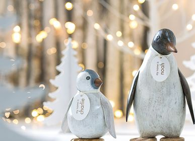 Decorative objects - Emperor Penguins – Small - DCUK