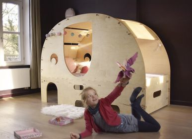 Children's bedrooms - Elephant Bed - ELYSTA