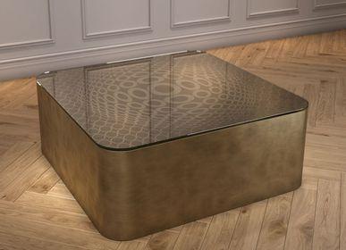 Coffee tables - OP coffee table - ATELIER LANDON