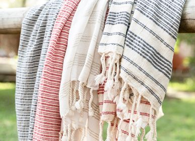 Bath linens - BULDAN PESHTEMAL TOWEL/ BEACH TOWEL - DESIGNDEM