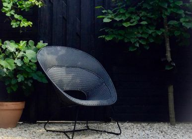 Lounge chairs - Tornaux & Ottoman lounge chair outdoor | lounge chairs - FEELGOOD DESIGNS