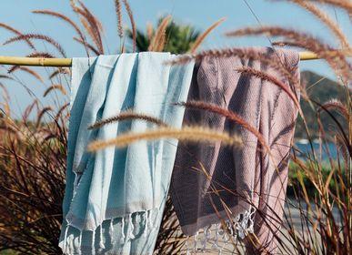 Bath linens - KNIDOS PESHTEMAL TOWEL/BEACH TOWEL - DESIGNDEM
