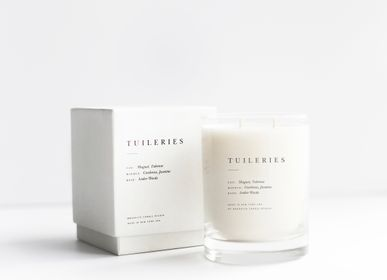 Office supplies - Tuileries Escapist Candle - BROOKLYN CANDLE STUDIO