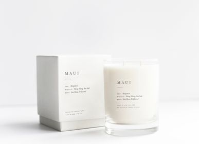 Autre fourniture bureau - Maui Escapist Bougie - BROOKLYN CANDLE STUDIO