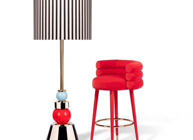 Floor lamps - VALENTINA FLOOR LAMP - ROYAL STRANGER