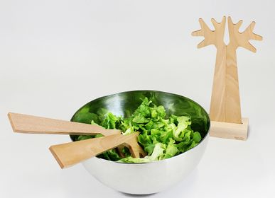 Design objects - Du bout des branches | salad set - REINE MÈRE