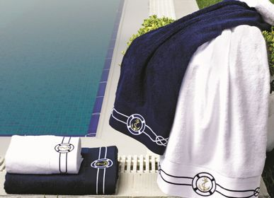Serviette de bain - Serviette et Peignoir Marine Man - SOFT COTTON