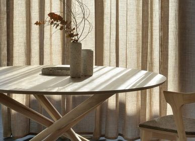 Tables - Mikado round dining table - ETHNICRAFT