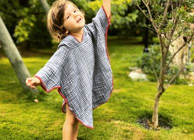 Children's fashion - KOZA KIDS PONCHO/ KIDSWEAR - DESIGNDEM