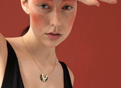Bijoux - collier n.1 KYOTO - PEAU DE FLEUR