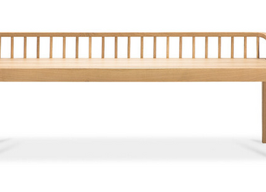 Benches - Spindle bench - ETHNICRAFT