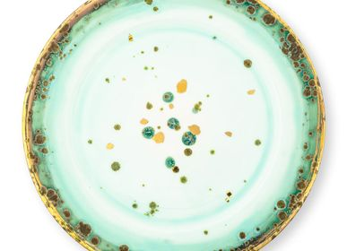 Plats et saladiers - Rim Platter Michelangelo - CORALLA MAIURI