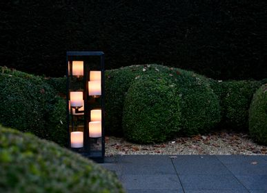 Lampadaires - Lampadaire de jardin Bellefeu  - AUTHENTAGE LIGHTING