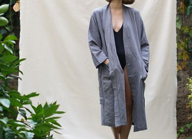 Apparel - SADE ROBE/LOUNGEWEAR  - DESIGNDEM