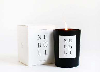 Office supplies - Neroli Noir Candle - BROOKLYN CANDLE STUDIO