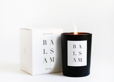 Bougies - Balsam Noir Bougie - BROOKLYN CANDLE STUDIO