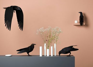 Design objects - Decorative Ravens - IBRIDE