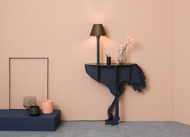 Design objects - Wall Console with Lamp Diva Lucia - IBRIDE