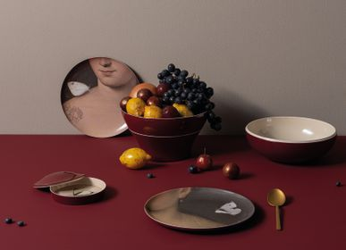 Everyday plates - Yuan Eden - Stackable Tableware - IBRIDE