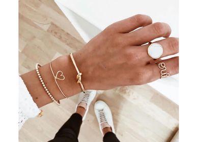 Jewelry - Paris Mon Amour Bangle - PADAM PADAM