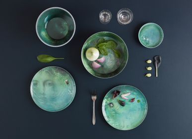 Platter, bowls - Yuan Narcisse - Stackable Tableware - IBRIDE