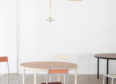 Tables - Wooden tables by Muller Van Severen - VALERIE_OBJECTS