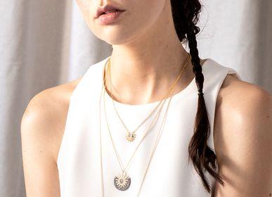 Jewelry - necklace n.2 CASSIOPEE - PEAU DE FLEUR