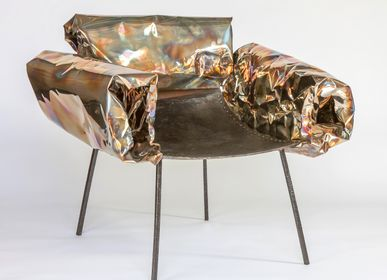 Design objects - Puffy Chair - LO CONTEMPORARY