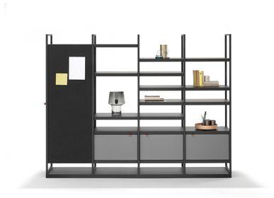 Bookshelves - PORTS Storage - BENE