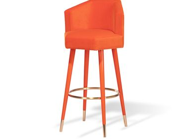 Chaises - HONEYBEE BAR STOOL - ROYAL STRANGER