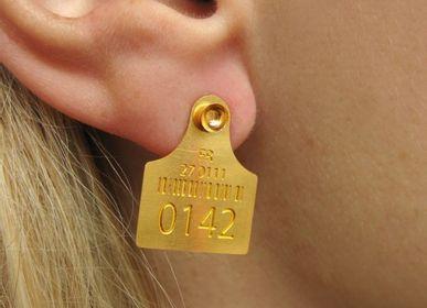 Jewelry - EAR TAG - ATYPYK