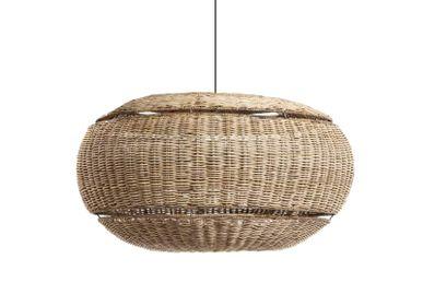 Pendant lamps - Horizontal lamp baobab large - SEMPRE LIFE
