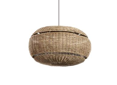 Pendant lamps - Horizontal lamp Baobab medium - SEMPRE LIFE