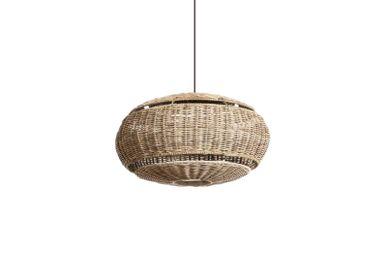 Pendant lamps - Horizontal lamp Baobab small - SEMPRE LIFE