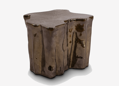 Tables - EDEN CERAMIC Side Table - BOCA DO LOBO