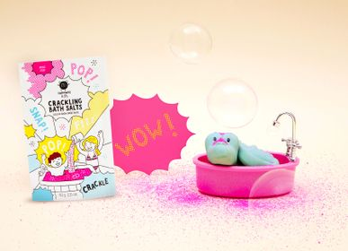 For children - Crackling bath salts - NAILMATIC KIDS
