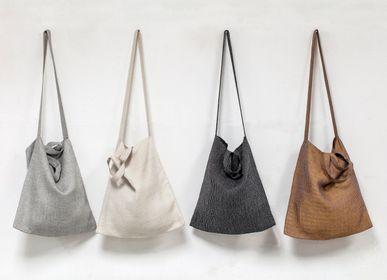 Bags / totes - TEXTILE NO. 13 - TOTE BAG - KARIN CARLANDER