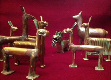 Decorative objects - Sculptures of the Andes - NATIVO ARGENTINO